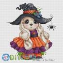 Halloween Bunny