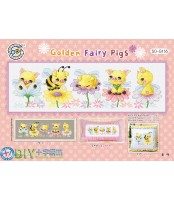 Golden Fairy Pigs